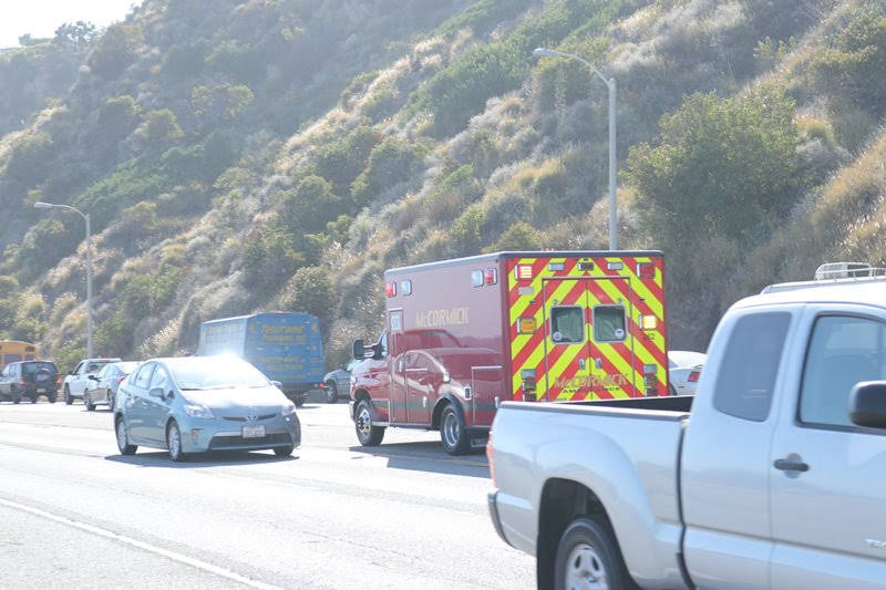 Las Cruces, NM – Road Closed After Car Accident on I-10