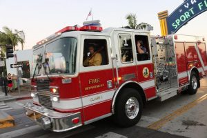 Los Angeles, CA – Major Injuries Reported in Explosion on E Boyd St