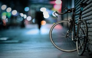 Manhattan, NY – Bicyclist Injured in Crash with Taxi on 8th Ave