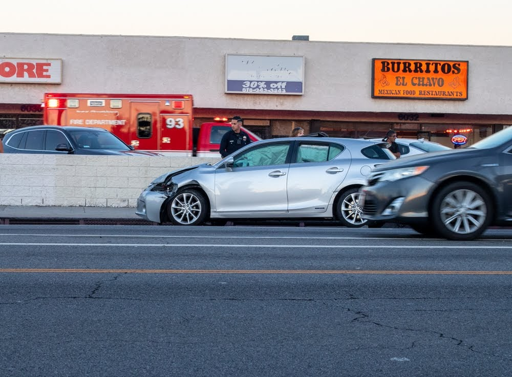 Albuquerque, NM – Intersection Accident at Central Ave and Yale Blvd