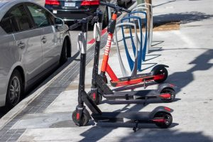 Brooklyn, NY – E-Scooter Crash on Tompkins Ave Leaves One Injured