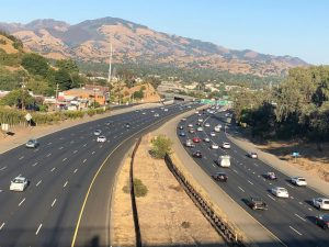 Albuquerque, NM – Multi-Vehicle Collision with Injuries on I-40