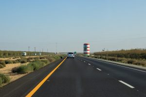 Santa Rosa, NM – Injuries Reported After Collision on I-40 at Rest Area