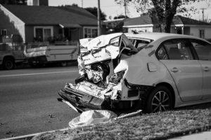 Mariners Harbor, NY – Crash into Home on Richmond Terr Leaves Two Injured