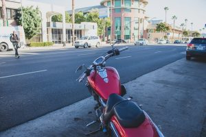 Bronx, NY – Fiery Motorcycle Crash at Hunts Point Ave & Bruckner Blvd Ends in Injuries