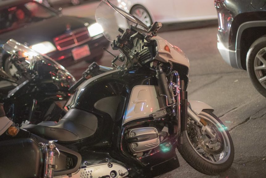 Castro Valley, CA - Motorcycle Accident on 167th Ave