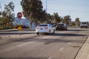 Albuquerque, NM – Car Accident at Quail Rd and Coors Blvd Intersection