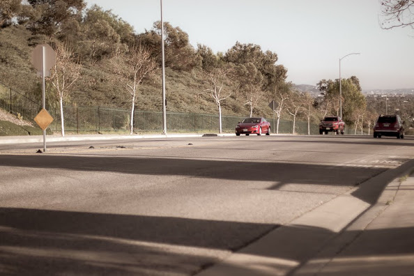 Rancho Cucamonga, CA – One Injured in I-210 (Foothill Fwy) Motor Vehicle Accident