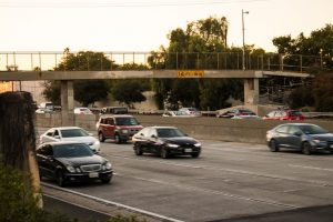 El Cajon, CA – Injuries Reported in Pileup Crash on I-8