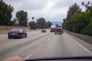 6.5 Bakersfield, CA – 3-Vehicle Crash with Injuries on Golden State Highway (CA-99)