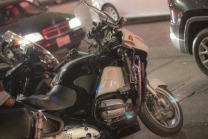 Half Moon Bay, CA - Motorcycle Wreck on Cabrillo Hwy