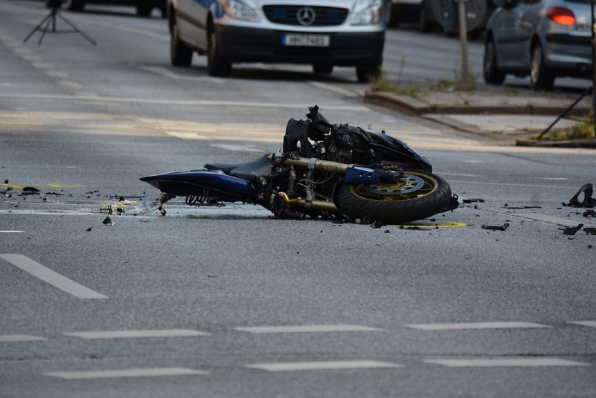 Brooklyn, NY – Motorcyclist Injured in Crash at Elton St & Atlantic Ave