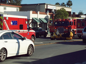 North Hollywood, CA - Fatal Collision on West Sherman Way
