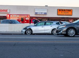 6.30 Beverly Hills, CA – Accident on W Olympic Blvd Results in Injuries