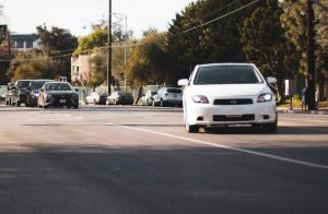 San Bernardino, CA – One Killed in Three-Vehicle Crash on W Base Line St