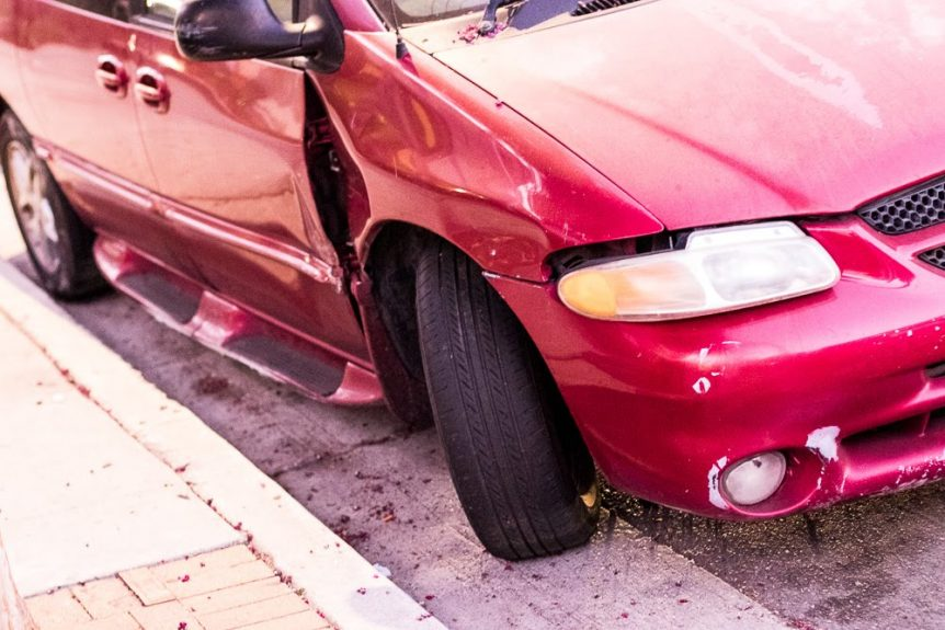 Albuquerque, NM – Injury Accident at Yale Blvd & Ave Cesar Chavez