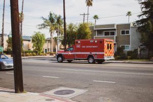 Victorville, CA – One Killed in Two-Car Collision on Village Dr