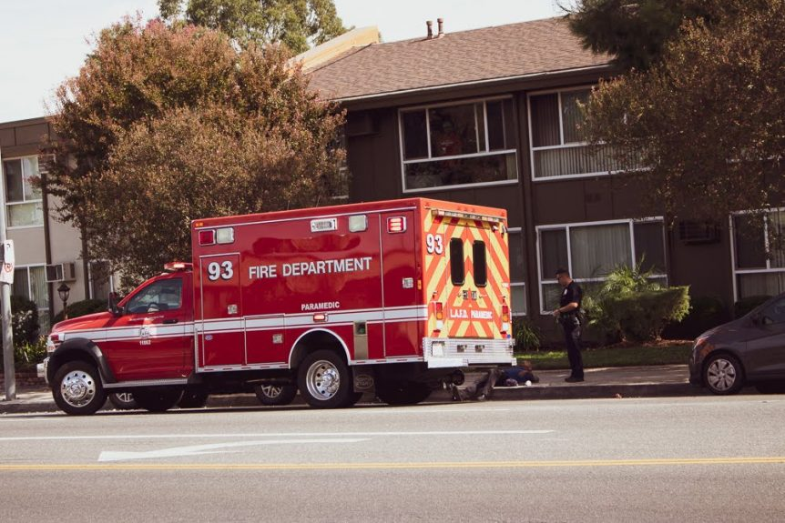 El Cajon, CA – Woman Struck & Killed by Vehicle on Dehesa Rd