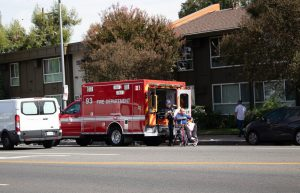 Turlock, CA – One Injured in Truck Crash on Lander Ave (County Rte J14)