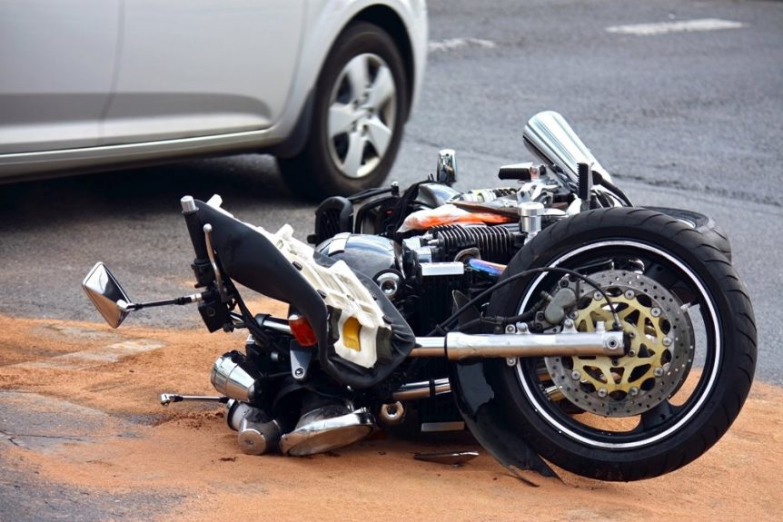 10/16 Albuquerque, NM – Motorcyclist Hurt in Crash on Central Ave