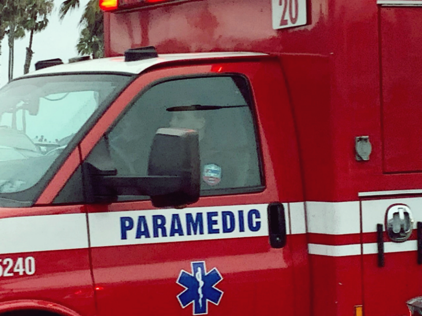 Leonardtown, MD – Two Injured in Rear-End Crash on Point Lookout Rd near Chestnut Ridge Dr