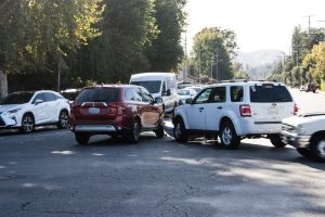 3/16 Albuquerque, NM – Car Accident at Pennsylvania St & Pickard Ave Ends with Injuries