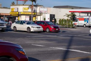 Anaheim, CA - Double Fatal Pedestrian Accident  on Lincoln Ave