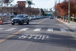 Los Angeles, CA – Pedestrian Injured in Accident on N Western Ave
