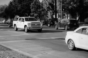 Albuquerque, NM – Car Crash at Constitution Ave and Wyoming Blvd