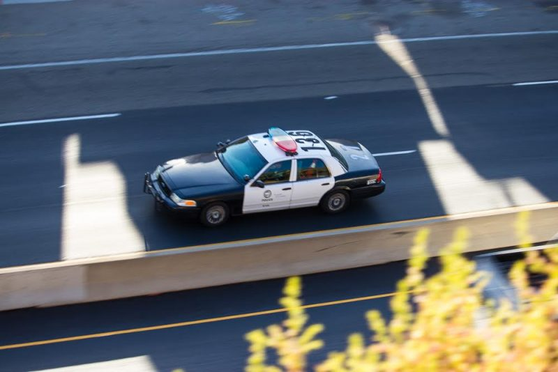 10/27 Albuquerque, NM – Injury Accident Involving Two APD Vehicles Reported on I-40