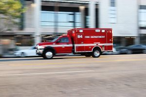 Brooklyn, NY – One Injured in Car Crash on Ramsen Ave