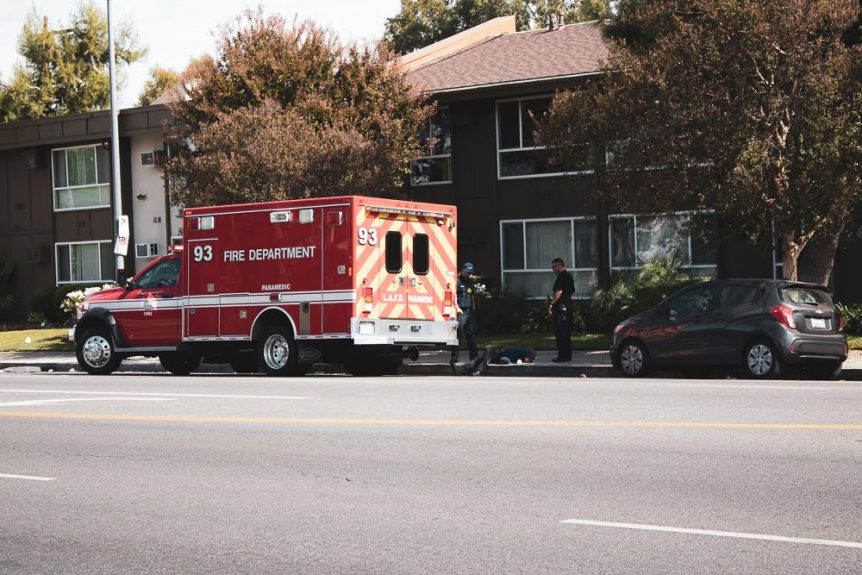 Queens, NY – Jackie Robinson Parkway Crash Leaves Pedestrian Injured