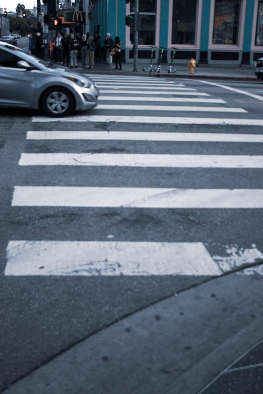 New York, NY – Pedestrian Struck by Train at Bowery Station