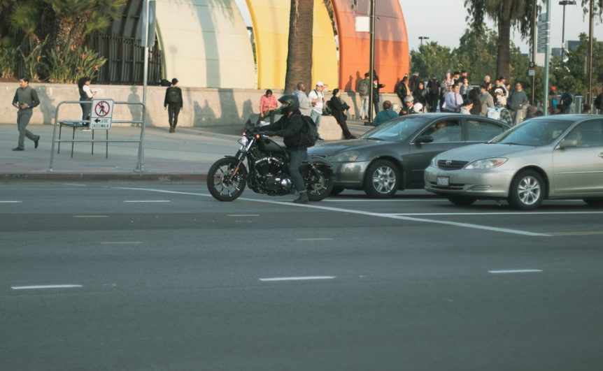 2/1 Albuquerque, NM – Motorcyclist Hurt in Collision at 8th St & Ave Cesar Chavez