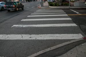 Manhattan, NY – Two Injured in Pedestrian Accident on W 70th St