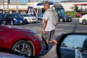 Virginia Beach, VA – Accident on Virginia Beach Blvd Leaves Pedestrian Injured