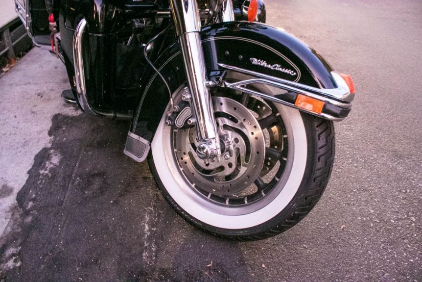 Baltimore, MD – Motorcycle Collision with Injuries at N Warwick Ave & W Baltimore Ave