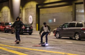 Manhattan, NY – Girl Injured in Scooter Crash on Post Ave