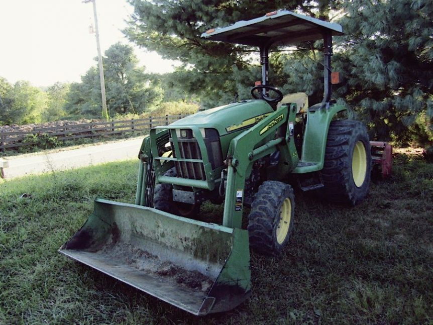 5.15 Gaines, NY - George Manning Dies During Tractor Accident on West Ridge Rd