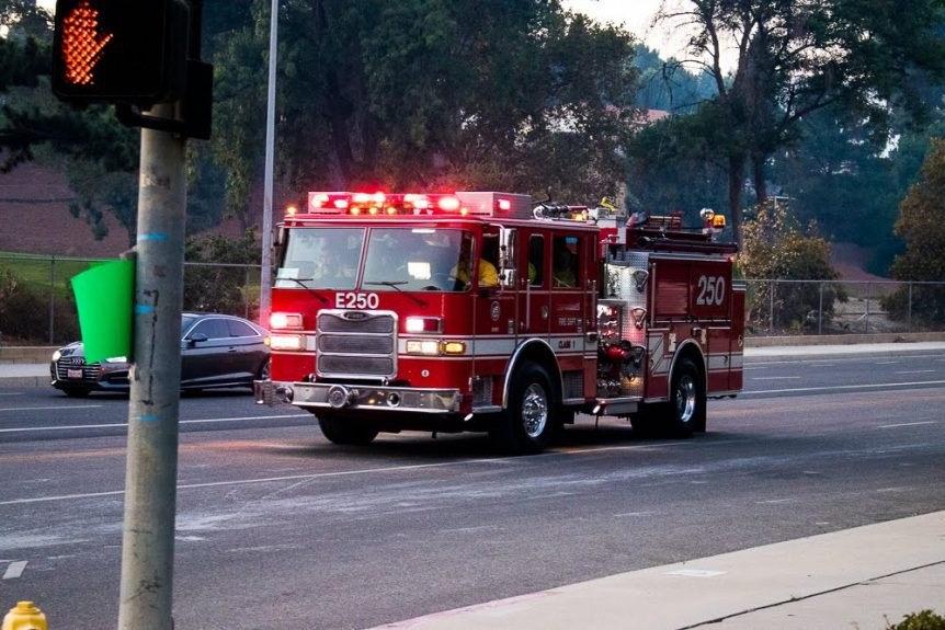 Manhattan, NY – Two Injured in Sixth-Floor Fire on W 166th St