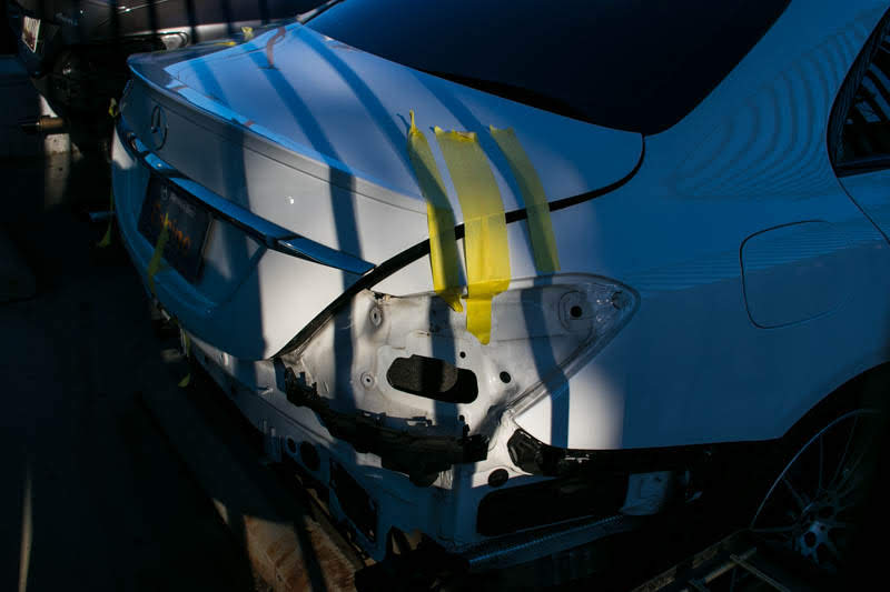 Baltimore, MD – Vehicle Collision with Injuries Reported on I-83 near Exit 6