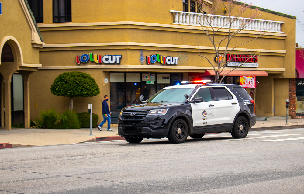 Buffalo, NY – BPD Officer, Child Injured in Collision at Elmwood Ave & Summer St