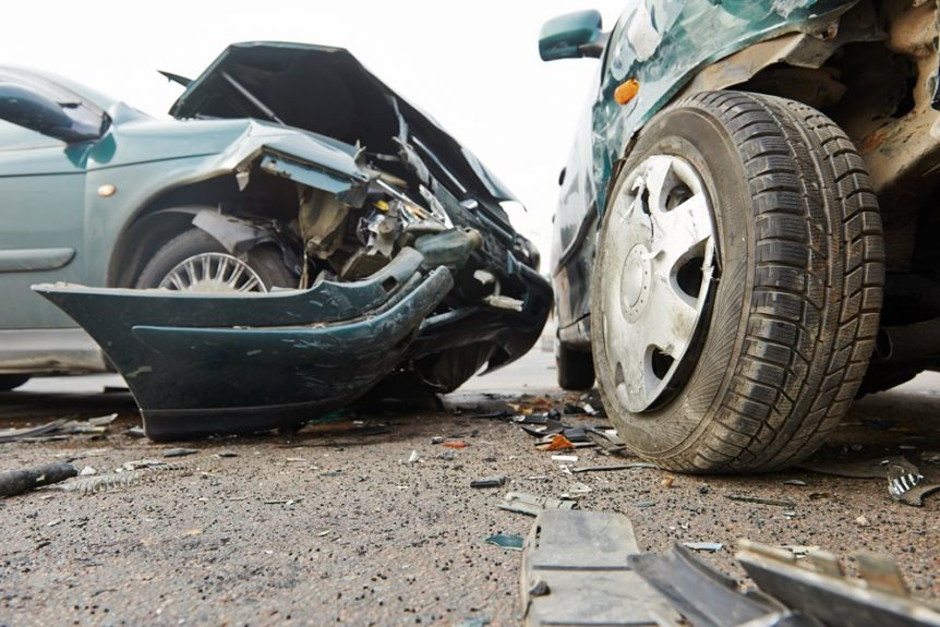 Albuquerque, NM – Injuries Reported After Crash at Edith Blvd & Indian School Rd