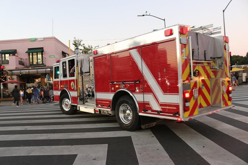 Portsmouth, VA – Child Loses Life in Fire Incident at London Oaks Apartments on High St