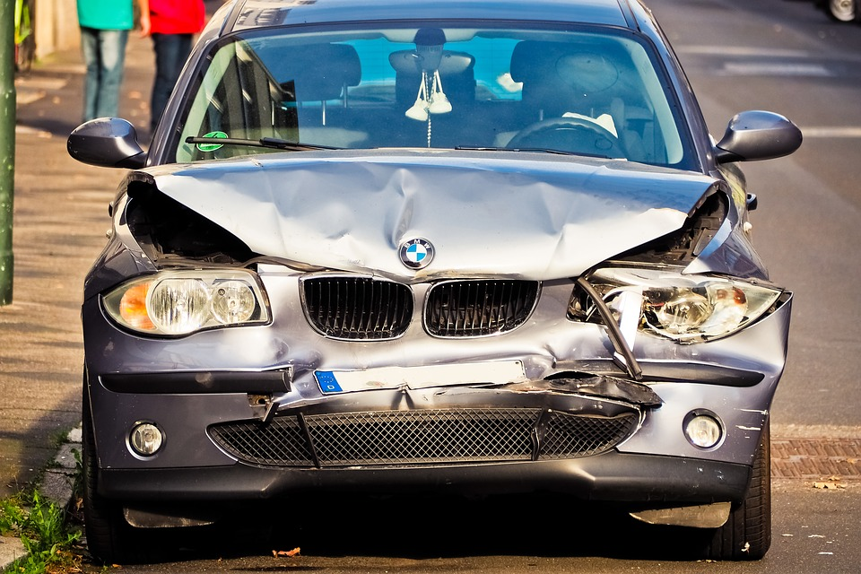 Baltimore, MD – Injury Accident Reported at E Biddle St & Harford Ave