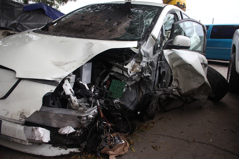 Washington County, MD – Car Crash with Injuries Reported on S Artizan St