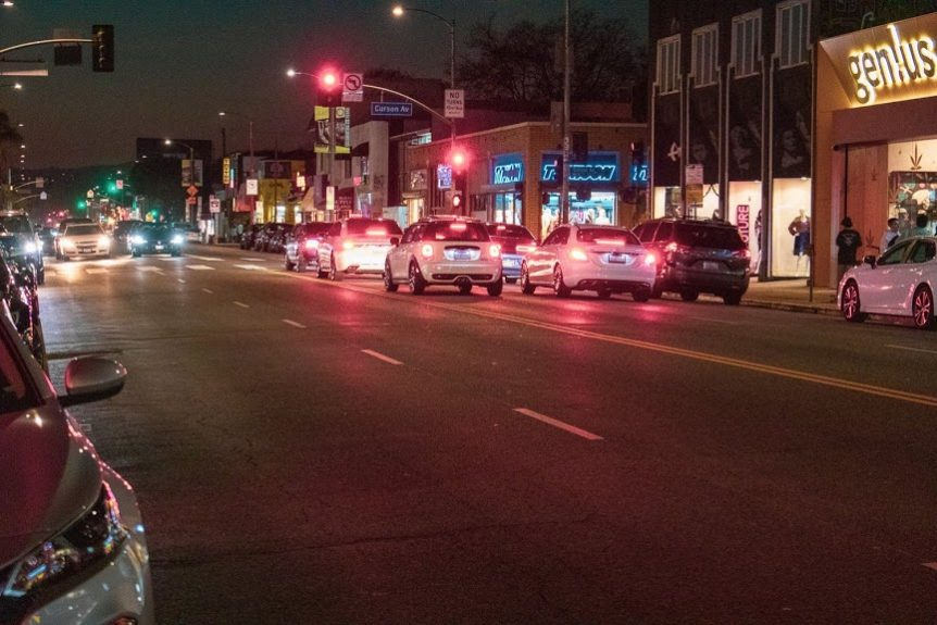 Baltimore, MD – Car Crash with Bus Reported on N Bentalou St