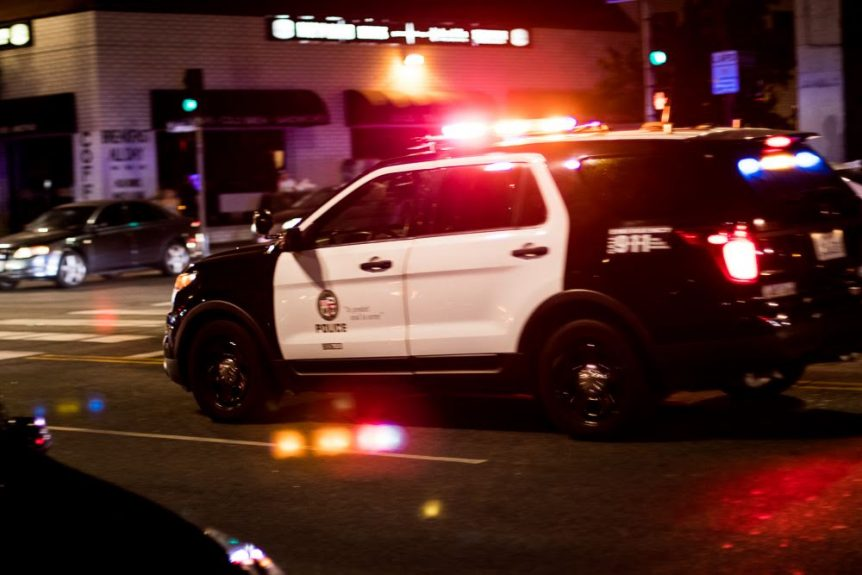 Midland Beach, NY – Two NYPD Officers Hurt in Crash at Father Capodanno Blvd & Seaview Ave