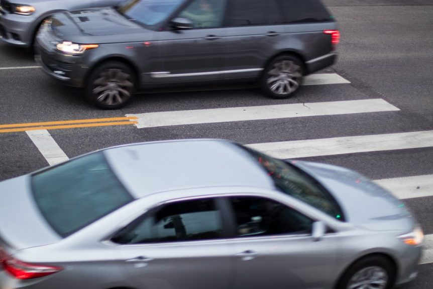 Baltimore, MD – Vehicle Collision on Liberty Heights Ave Ends in Injuries
