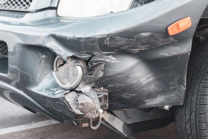 Baltimore, MD – Car Crash with Injuries Reported on W Northern Parkway